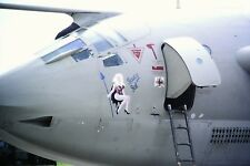 3/586-2 Handley Page Victor Royal Air Force XL164 NOSE ONLY Kodachrome SLIDE