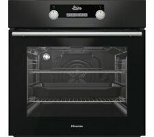 HISENSE BI5228PBUK Electric Oven - Black - Currys