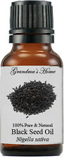 Black Cumin Seed Oil - 15 mL - 100% Pure and Natural - Free Shipping - Us Seller