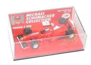 1/43 Ferrari F300  1998 Season  M.Schumacher  Michael Schumacher Collection #37