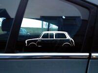 Cooper Classic Mini Rubber Side Plate Gasket Austin Morris