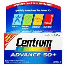 Centrum Advance 50 Plus Multivitamin Multimineral Tablets Pack Of 60