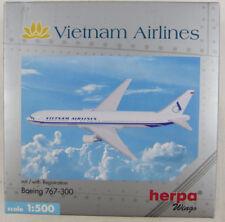 Boeing 767-300 Vietnam Airlines S7-RGU Herpa 502986 1:500 in OVP [FB]
