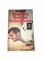 Ken Kesey-Einer flog uber das Kuckucksnest-Fiction Paperback(German)-Very Good C
