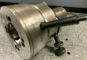 """Alfred Herbert 2"""" Coventry Die Head, Spigot 3 1/4"""", Supplied with 1 1/4"""" BSP"""