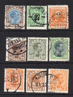 Denmark 1913-28 Selection of Mainly used Stamps (5382)