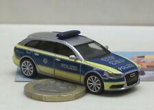 "Herpa 094405  Audi A6 ® Avant ""Polizei Baden-Württemberg""       #"