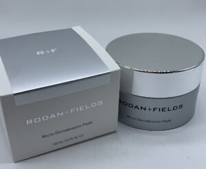 RODAN + FIELDS RF MICRO-DERMABRASION PASTE NIB $83 4.2 FL OZ/125 ML