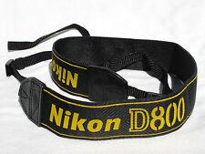 NIKON D800 CAMERA NECK STRAP   #01933