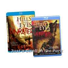 The Hills Have Eyes: Complete Wes Craven Horror Movies Series Box/BuRay Set(s)