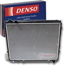Denso Radiator for Toyota Tundra 4.7L V8 2000-2006 Coolant Antifreeze wy