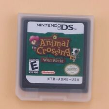 Animal Crossing: Wild World (Nintendo DS) Game Only for DS / DSi / 3DS XL