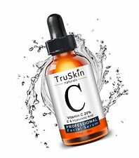 TruSkin Naturals Vitamin C Serum for Face Organic Anti-Aging Topical Facial S...