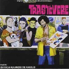 Guido & Maurizio De Angelis - Trastevere - Digitmovies - Cd nuovo