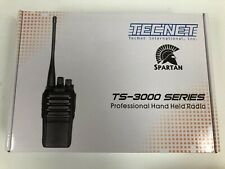 New ListingTecnet Maxon Spartan Ts-3116 16Ch Vhf 2-Way Commercial Business Portable Radio
