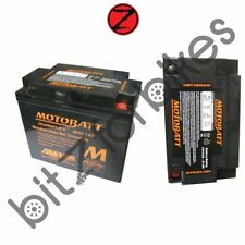 Motobatt Battery MBTX20UHD Kawasaki KAF 620 A Mule 2510 4x4 (1995-2000)