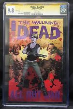 The Walking Dead #116 Third Print CGC 9.8 Signed By Charlie Adlard VERY RARE!
