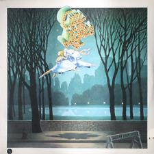 CITY LIGHTS Silent Dancing - NEW SEALED 1975 Vinyl LP Record Rock RARE SIRE 7512