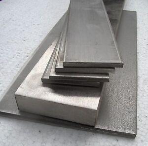 Edelstahl Flachstahl 20 x 3 ,0 mm V2A roh 1.4301