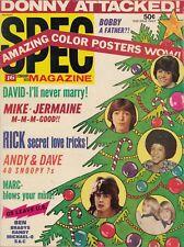 DAVID CASSIDY THE PARTRIDGE FAMILY VINTAGE SPEC MAGAZINE FEBRUARY 1973 ISSUE #47