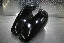 CUSTOM CHROME 3.5 GALLLON GAS TANKS FUEL PETROL RESERVOIR-RASH AND RUST IN TANK
