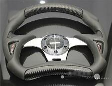 320mm PU Leather Stitching Sport F1 JDM Auto Car Racing Steering Wheel