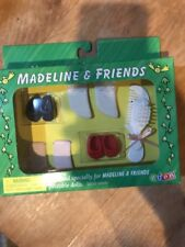 Madeline Accessoris Eden Gift Set Comb Brush 2 Pair 2 Pair Socks Shoes New