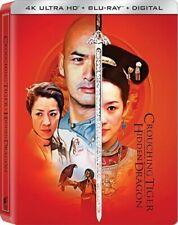 Crouching Tiger, Hidden Dragon (20th Anniversary) [New 4K Uhd Blu-ray] With Bl
