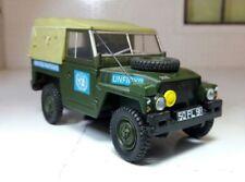Artículos de automodelismo y aeromodelismo color principal multicolor Land Rover escala 1:43