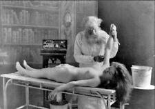 Antique Post Mortem Autopsy Photo 118 Bizarre Odd Strange