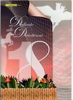 ITALIA -FOLDER 2006 -DEDICATO ALLE DICIOTTENNI - RARO