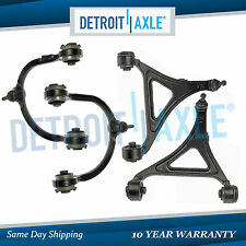 Front Upper & Lower Control Arm Kit for 2005-2010 Dodge 300 Charger Magnum - AWD