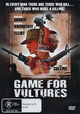 Game For Vultures - Action / Adventure / Conspiracy / Thriller / War - NEW DVD