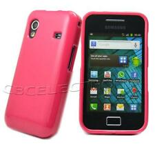 New Soft Jelly Glossy Rubber case cover for Samsung Galaxy Ace s5830