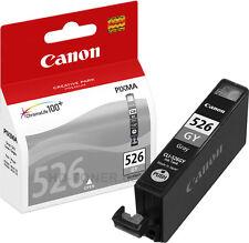 Original Canon cli-526gy gris 4544b001 PIXMA mg5350 mg6150 mg6250 mg8150 mg8250