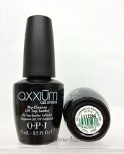 OPI AXXIUM Gel System - No-Cleanse UV Top Sealer AX212  -0.5oz /15ml