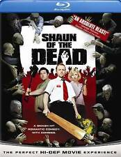 Shaun of the Dead [Blu-ray] New Dvd! Ships Fast!