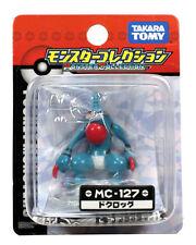 """1x Pokemon Go Plus 2"""" Toxicroak (MC-127) Figure Toy by Takaratomy"""
