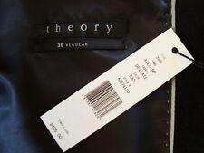 NWT$495 THEORY *XYLO NP* DEVIATE Gorgeous Velvet Black Men's Jacket Sz 38R