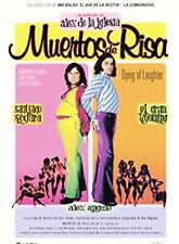 Muertos de Risa, Very Good DVD, Uri Geller, El Gran Wyoming, Álex Angulo, Carla