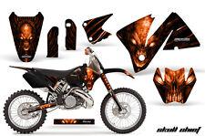 KTM 2001-2002 EXC 200/250/300/350/400/520 and MXC 200/300 GRAPHICS KIT SCOB