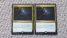 2x 2 x JAPANESE Vindicate x2 Eternal Masters, EMA MAGIC NM MTG