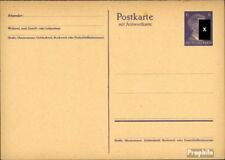 Duitse Rijk P302 Officiële Postcard ongebruikte 1941 Hitler