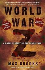 Good, World War Z: Oral History of the Zombie War, Max Brooks, Book