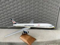 Vintage North American BOEING 757-200 Model Plane Pre Owned
