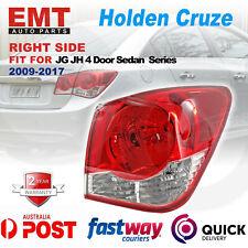 Right Driver Side TailLight Lamp For Holden Cruze JG JH 4 Door Sedan 2009~2017