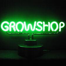 Growshop - Leucht - Reklameschild, Neon Sign