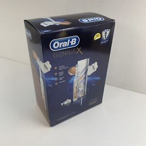Oral B Genius X Electric Toothbrush Limited Edition in Rose Gold  by Braun
