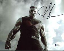 Stefan Kapicic Deadpool Authentic Signed 8x10 Photo Autographed BAS Witnessed 5