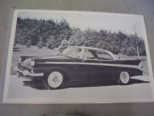 1958  PACKARD  HAWK 12 X 18 LARGE PICTURE  PHOTO